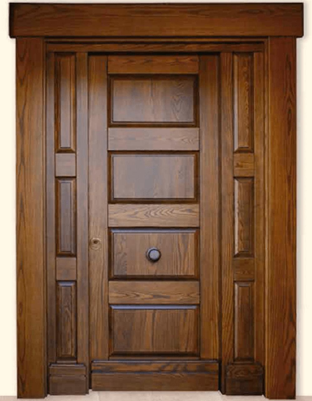 Como-se-barniza-una-puerta-en-Logroño
