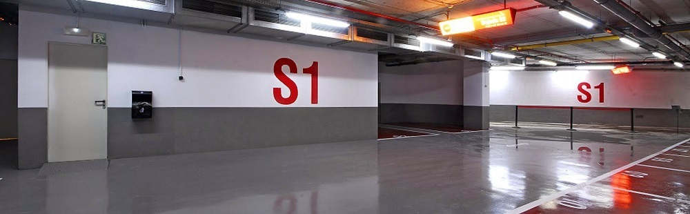 Garajes de empresas en logroño pintura mantenimiento
