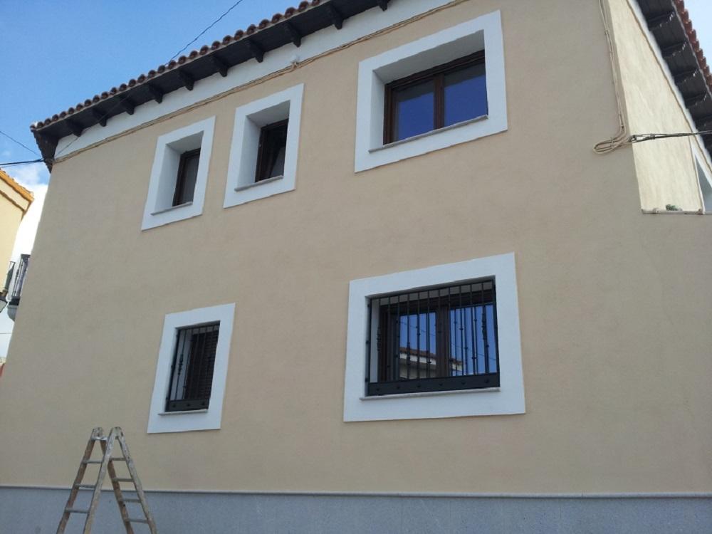pintar-fachada-en-Logroño