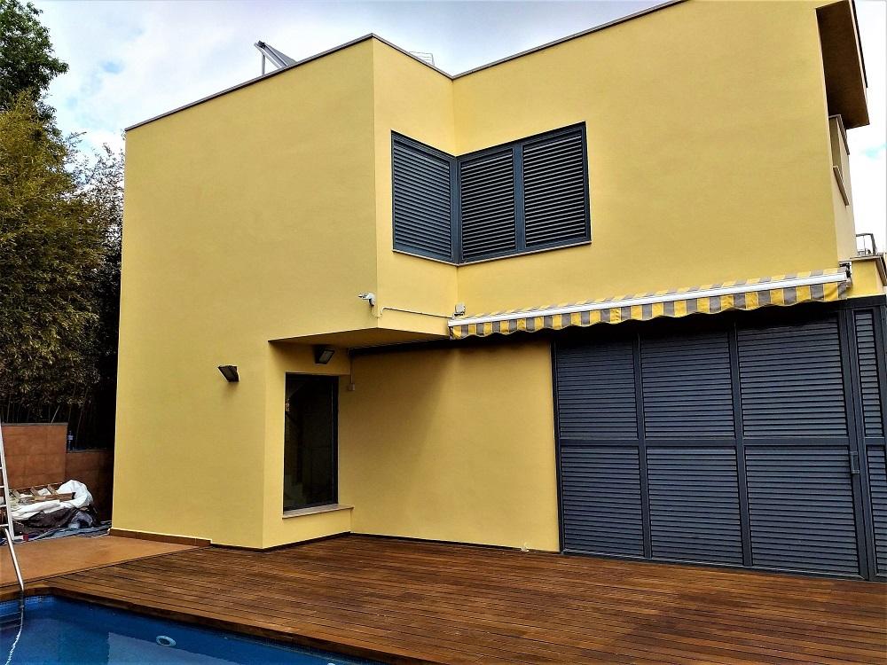 Pintura-de-fachada-en-Logroño-pintores-profesionales-baratos