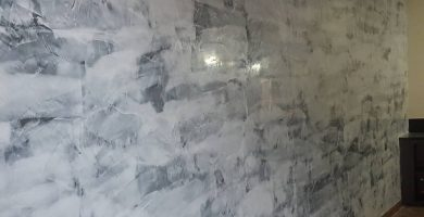 Alta decoración en Logroño pintura efecto mármol estuco pintore logroño