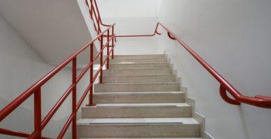 Pintura de escaleras de comunidades