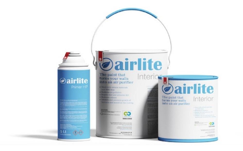 pintura limpia aire anti covid depura regenera el aire en La Rioja