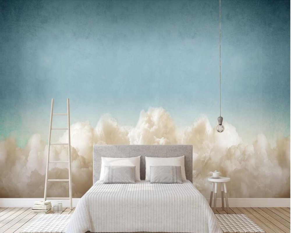 Pintura efecto nube en Logroño